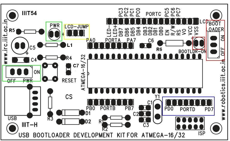 Thoughts: USB Bootloader Kit for ATmega16/32