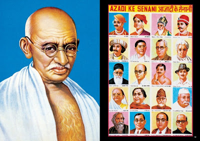 Top 10 Freedom Fighters in India