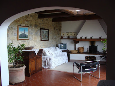 Rental in chianti