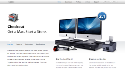 Checkout- Point of Sale for Mac