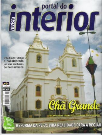 A Revista Portal do Interior destaca na edição deste Mês, Matérias exibidas  no Blog do Matuto no Mês de Maio b2f914bf86