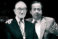 Джон Полсон и Алан Гринспен