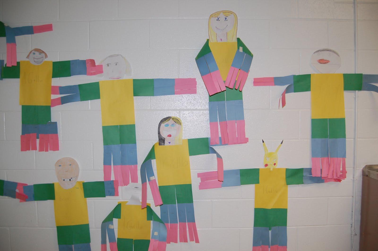 Dickson Elementary School 4th Grade Cups Pints Quarts