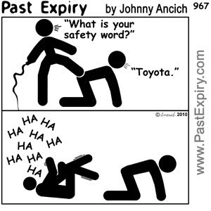 [CARTOON] Safety Word.  images, pictures, cartoon, men, pain, relationships, safety, cars, women, violence,