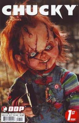 Pop Culture Shop Chucky 1 Comic Book Childs Play Killer Doll