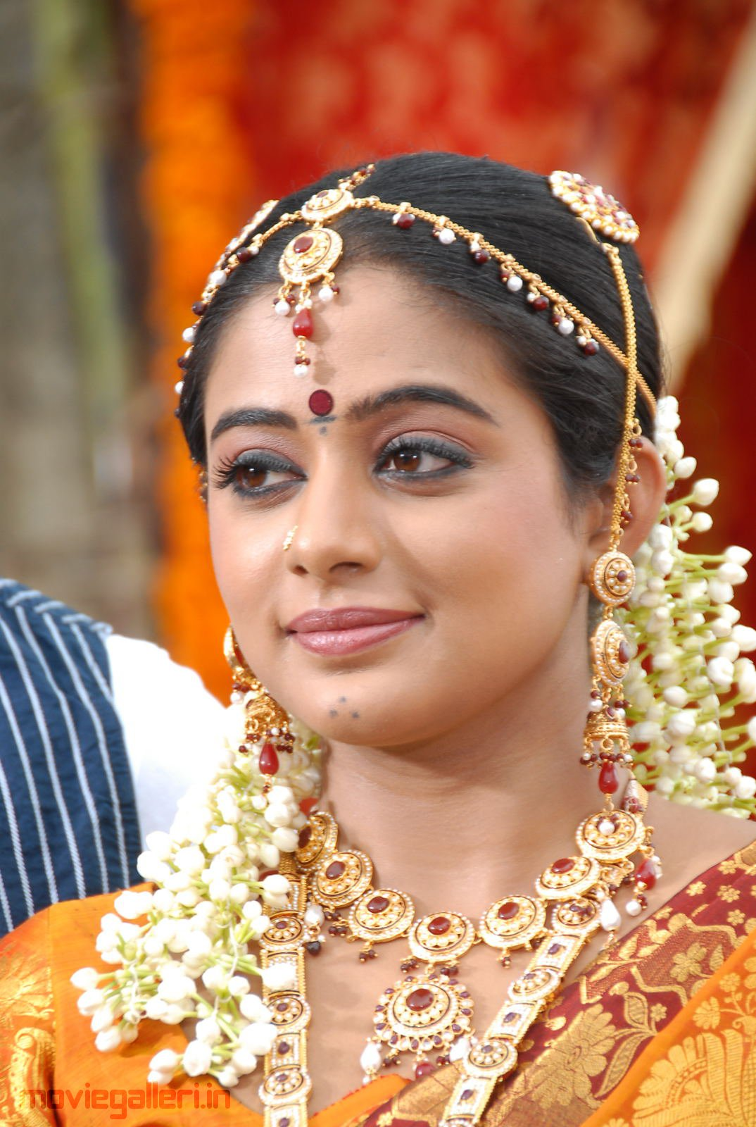 Test Priyamani In Traditional Saree Stills Priyamani In
