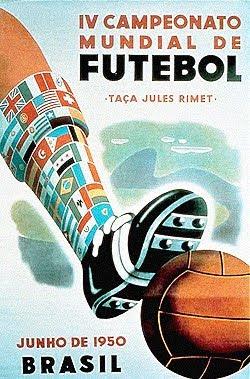 Copa do Mundo de 1950 no Brasil