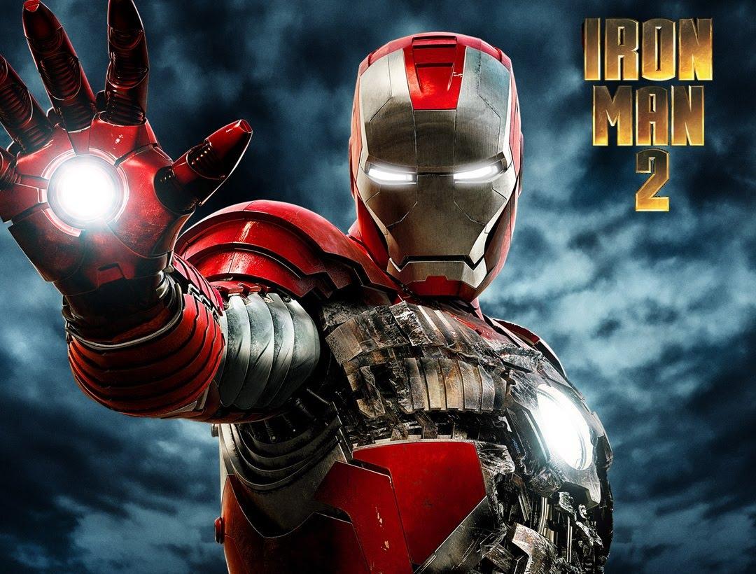 Iron Man 2  Teaser Trailer