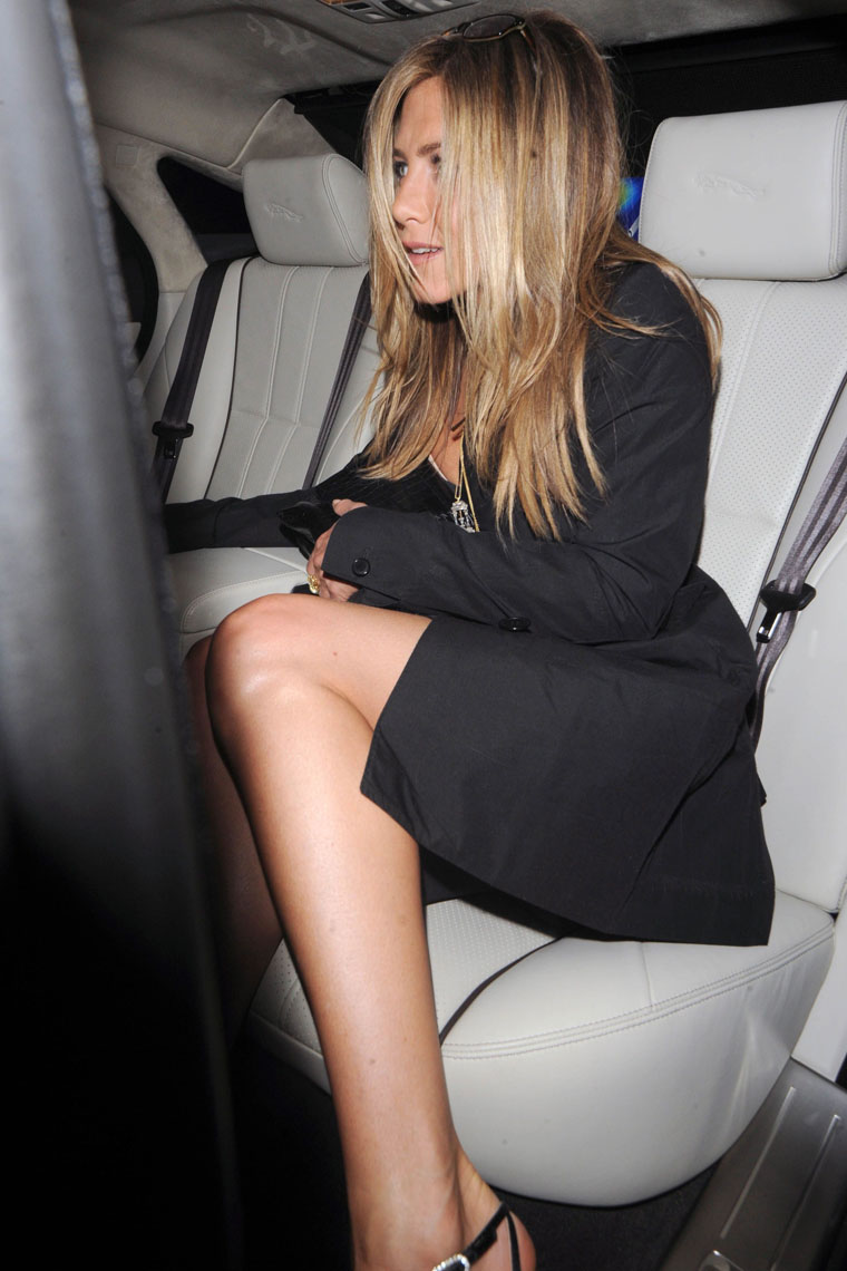 Jennifer Aniston Panties 100