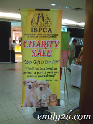 I.S.P.C.A. Fundraising Drive