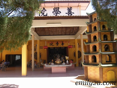 Kuil Seen Hock Yeen (Chinese Temple)