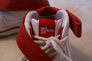 bd40cf7d8f98fa Air force one-----a revolutionary basketball shoes 25 years ago. 25 years  later Nike still continues with t he feeling of retrospect and its legacy.