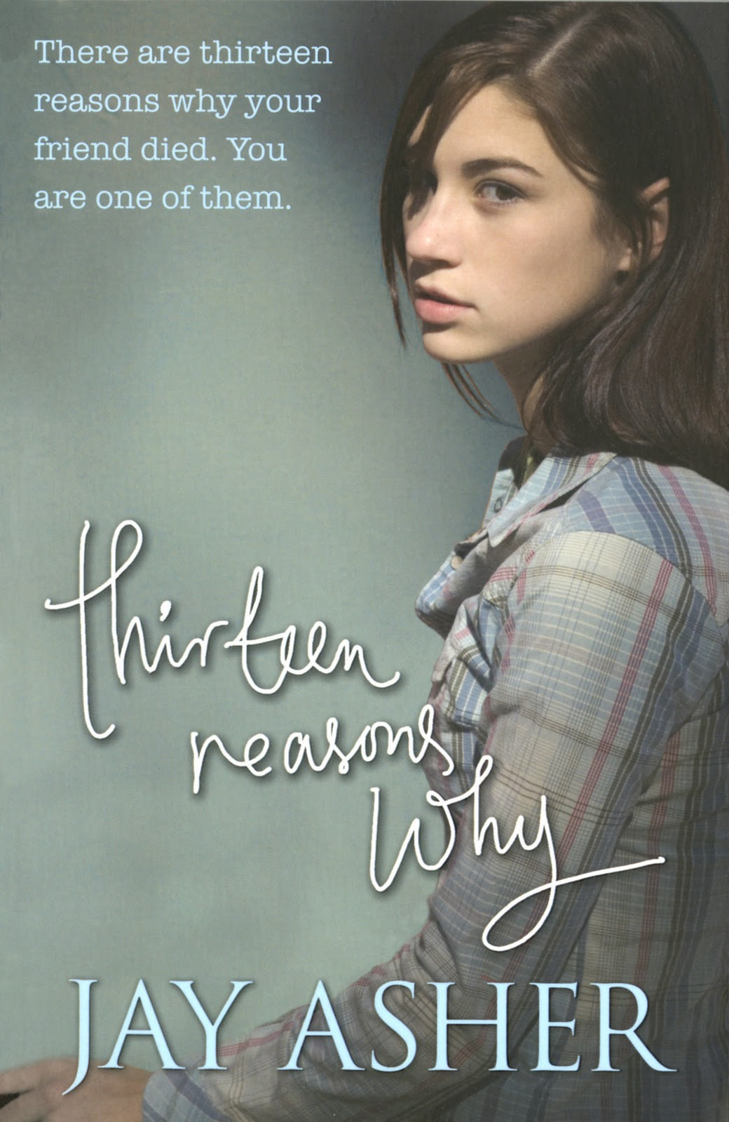 Reasons Why Makeup Is Important: Gofita's Pages: Thirteen Reasons Why By Jay Asher