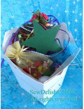 SewDelish Craft Competition Contest 2000