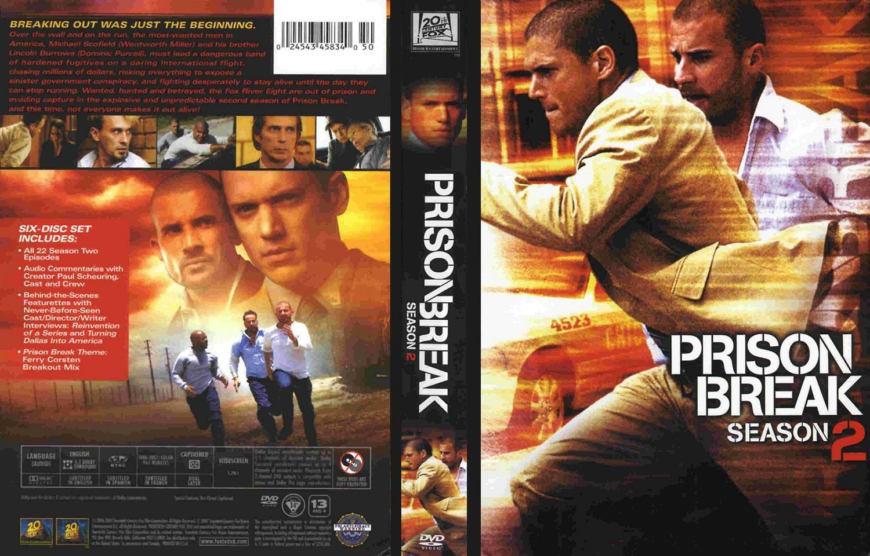 Prison break por will gnz: descargar prison break: segunda.