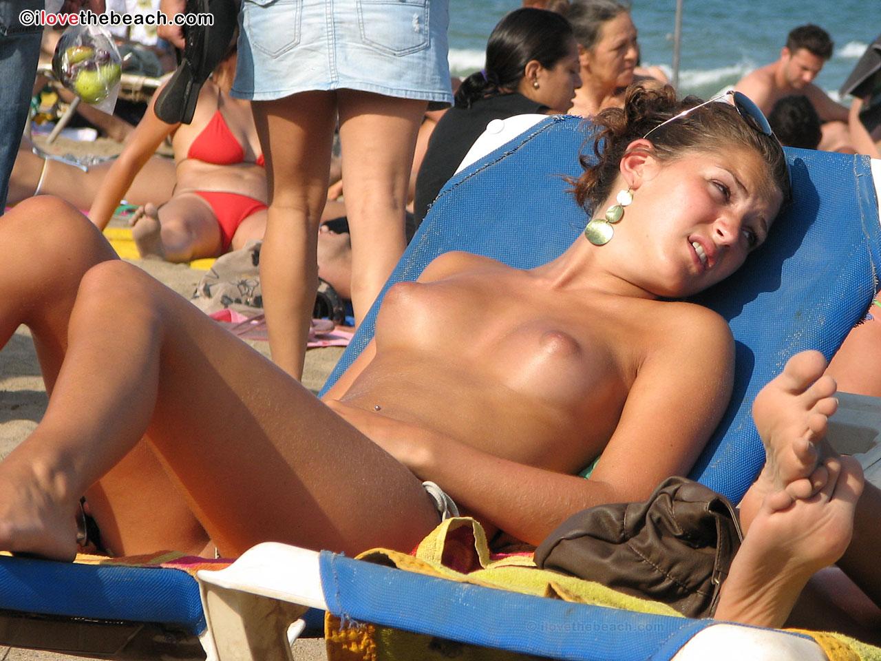 Beach jamaican women nude