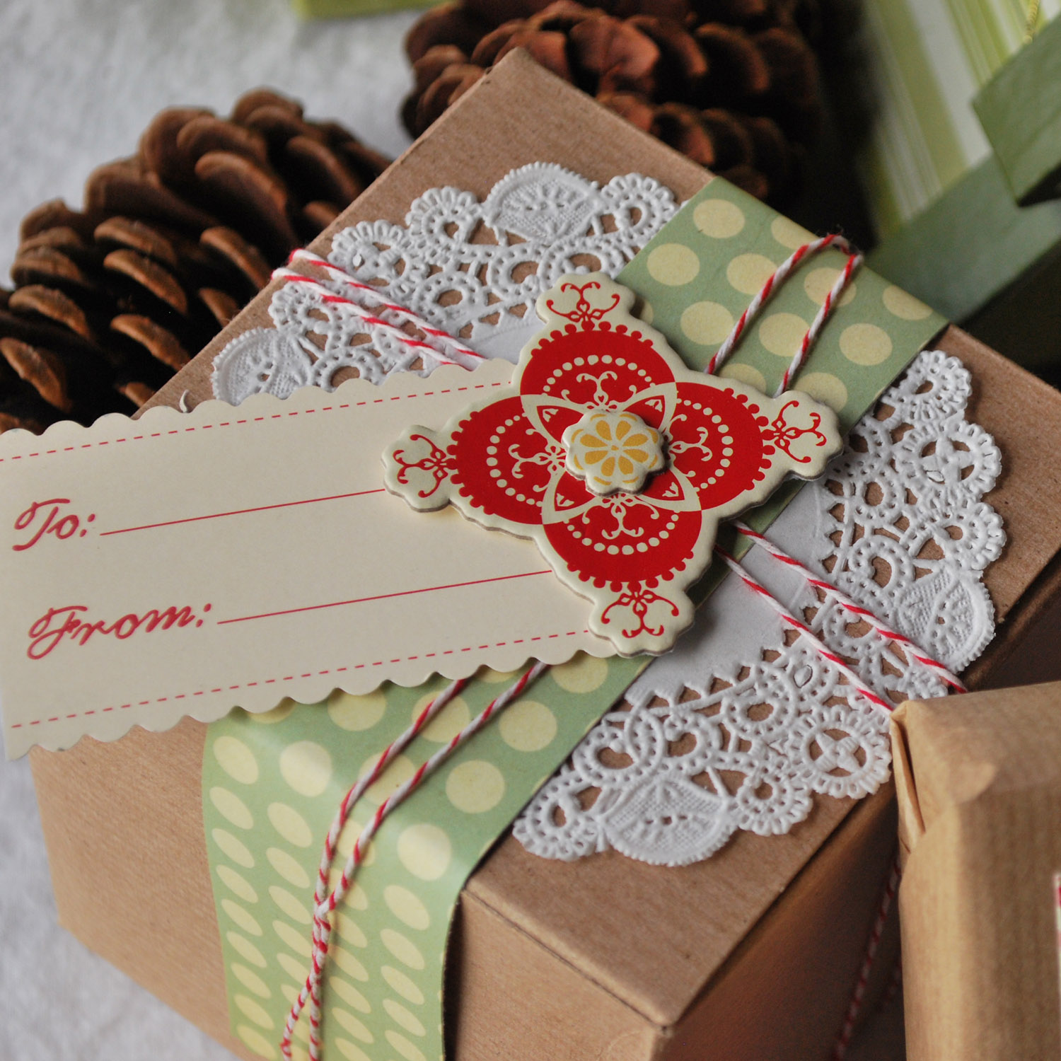 13 Recycled Gift Wrap Ideas C R A F T