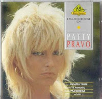 Patty Pravo songs: The Piper's girl, bio images
