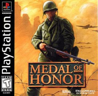 Medal Of Honor PSX Portable