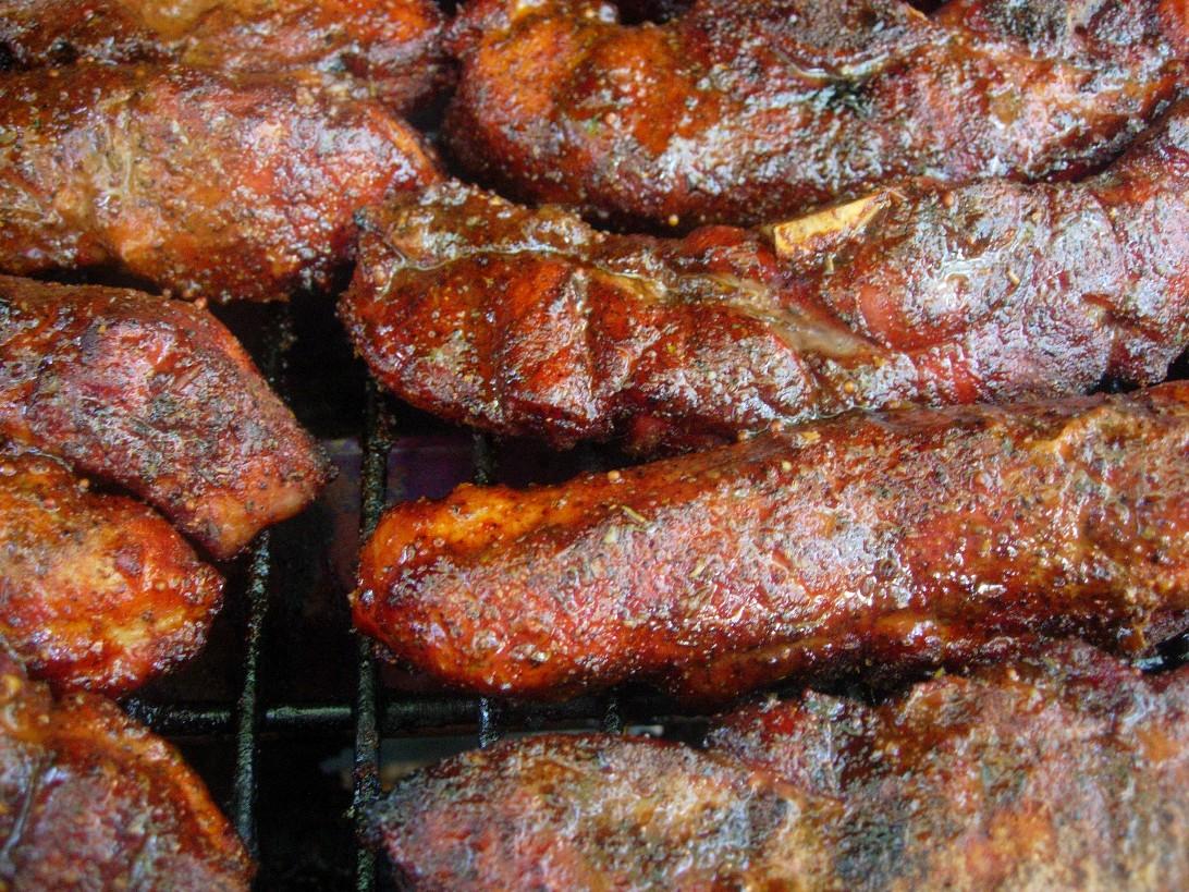Pork shoulder smoking mop recipe