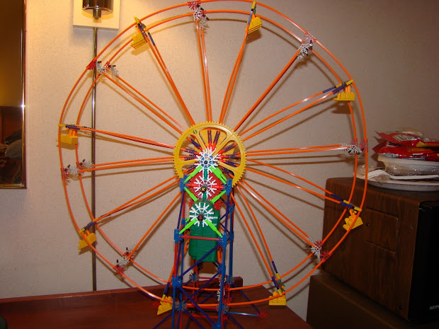 Fence -nex Light Ferris Wheel Giveaway