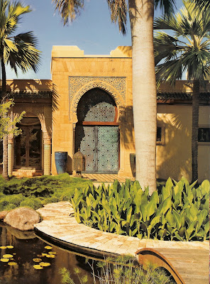 Dreaming Of Morocco Architectural Digest And St Tropez