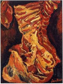 Chaim Soutine's Piece of Beef
