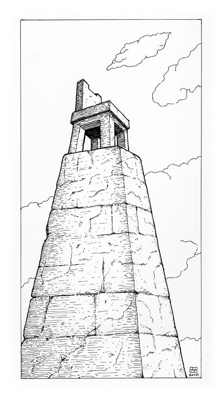 Les dessins de Daniel: August 2010