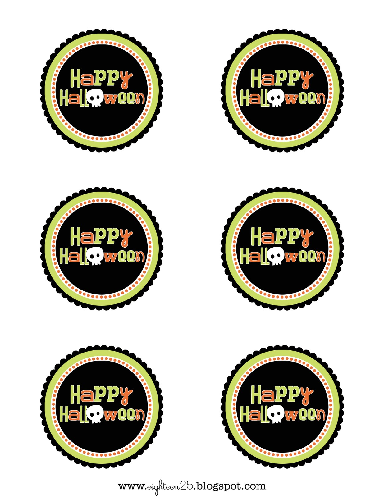 Today S Project Happy Halloween Tags