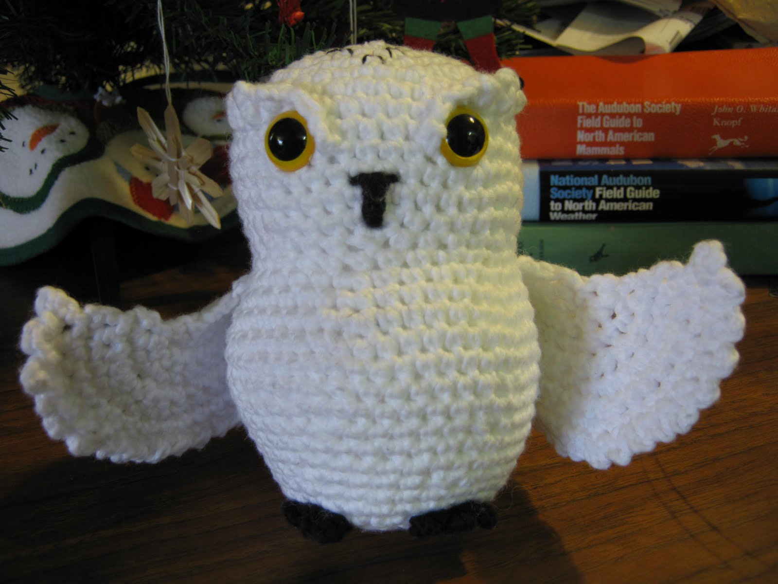 Amigurumi Snowy Owl Pattern | Owl patterns, Owl crochet patterns ... | 1200x1600