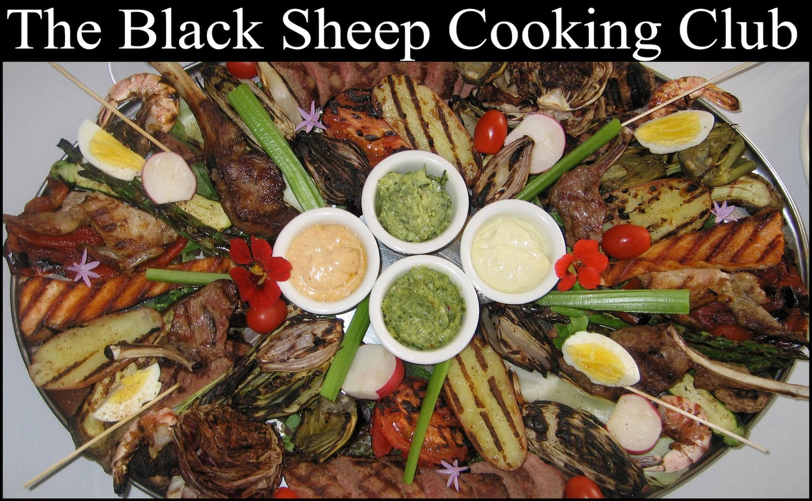 The Black Sheep Cooking Club
