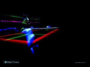 55b87a2cf Mobile Depot: U.S. Launch of Sony Ericsson Night Tennis pioneers a new  movement in Sport and Entertainment