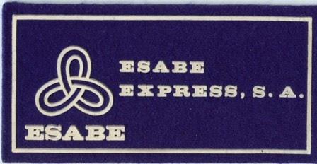 Resultado de imagen de esabe express 1992