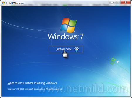 Install OS Cara Reinstall Windows 7 Tanpa Format Hard Drive