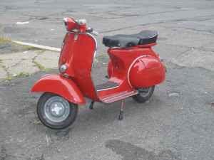 VINTAGE VESPA: 1964 VNB 125cc for $2,000 in Boston, Mass