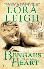 El corazon del Bengala – Lora Leigh