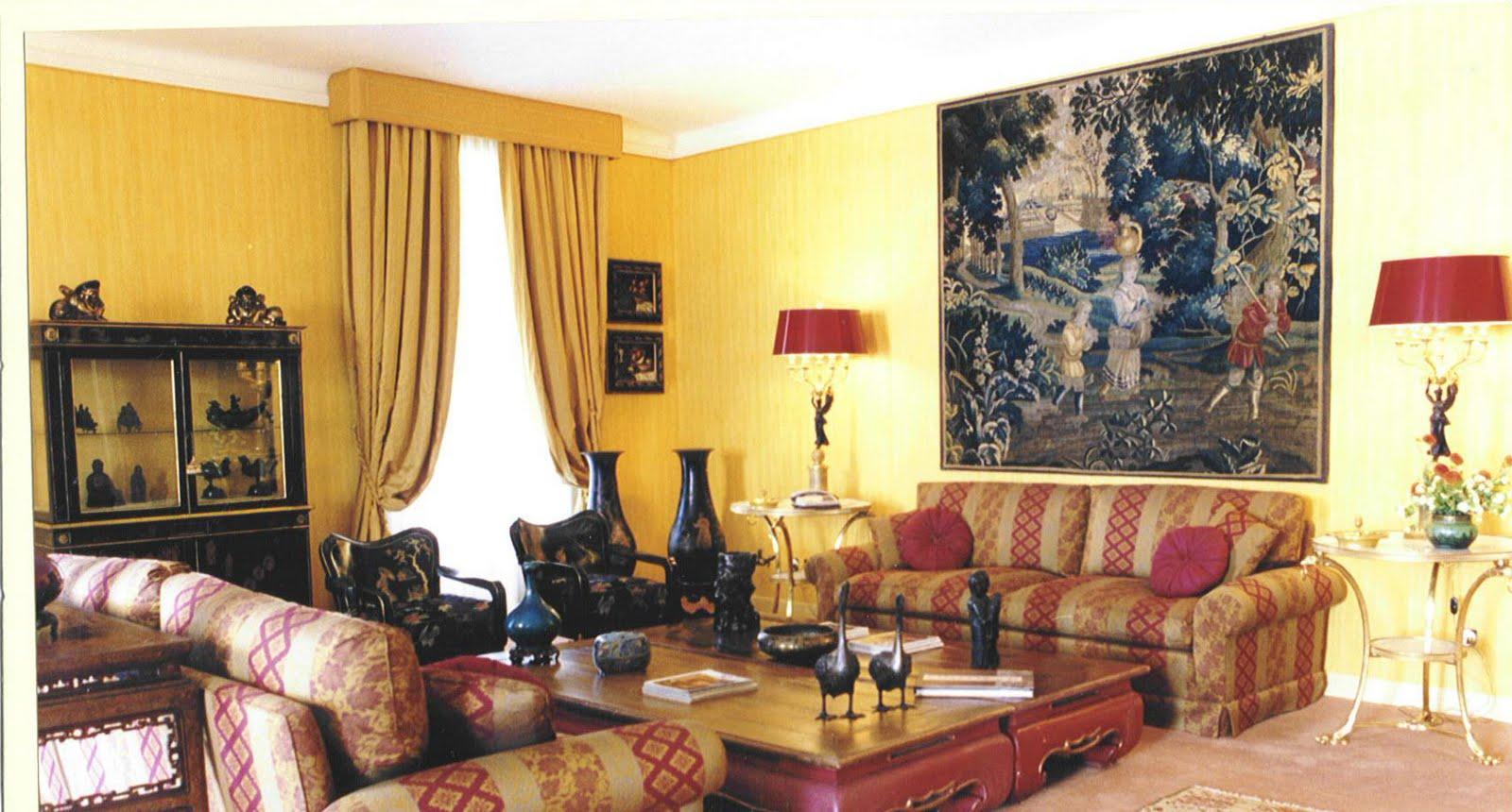 Pareti Gialle E Arancio : Consigli per la casa e l arredamento imbiancare