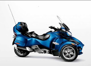 motor cycle review can am spyder roadster three wheeled motorcycle. Black Bedroom Furniture Sets. Home Design Ideas