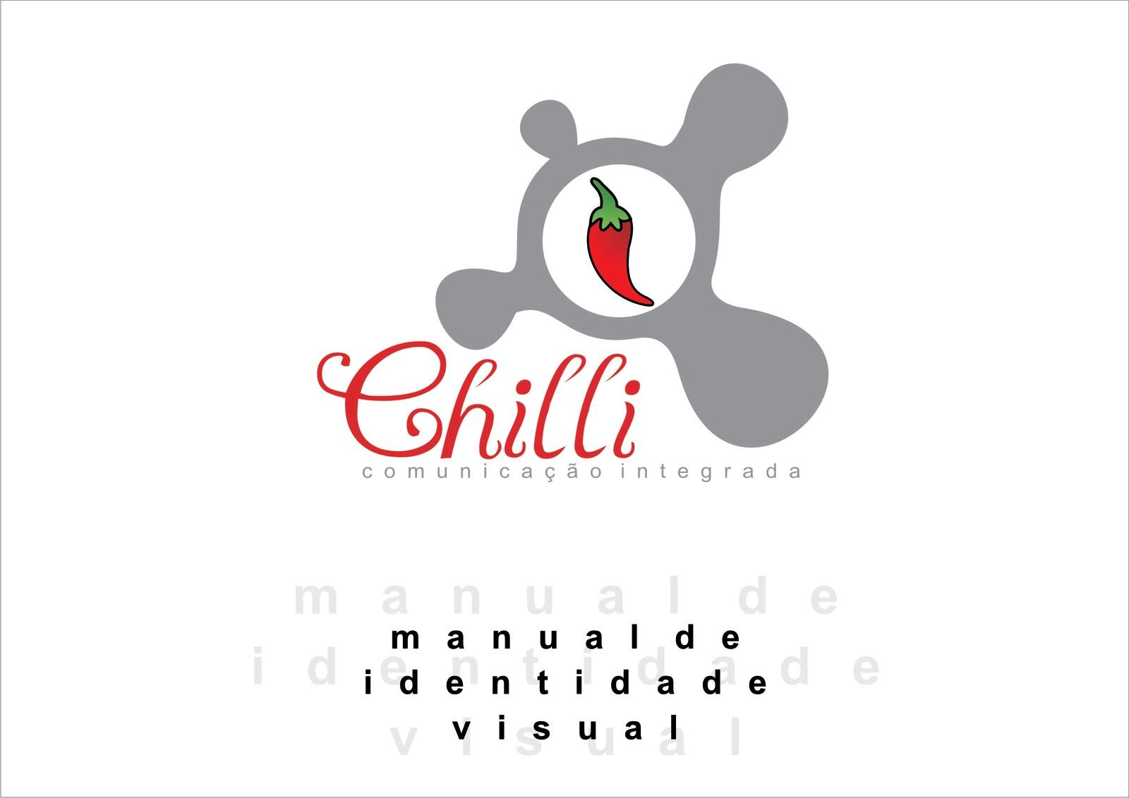 Chilli Comunicação Integrada: Manual de Identidade Visual