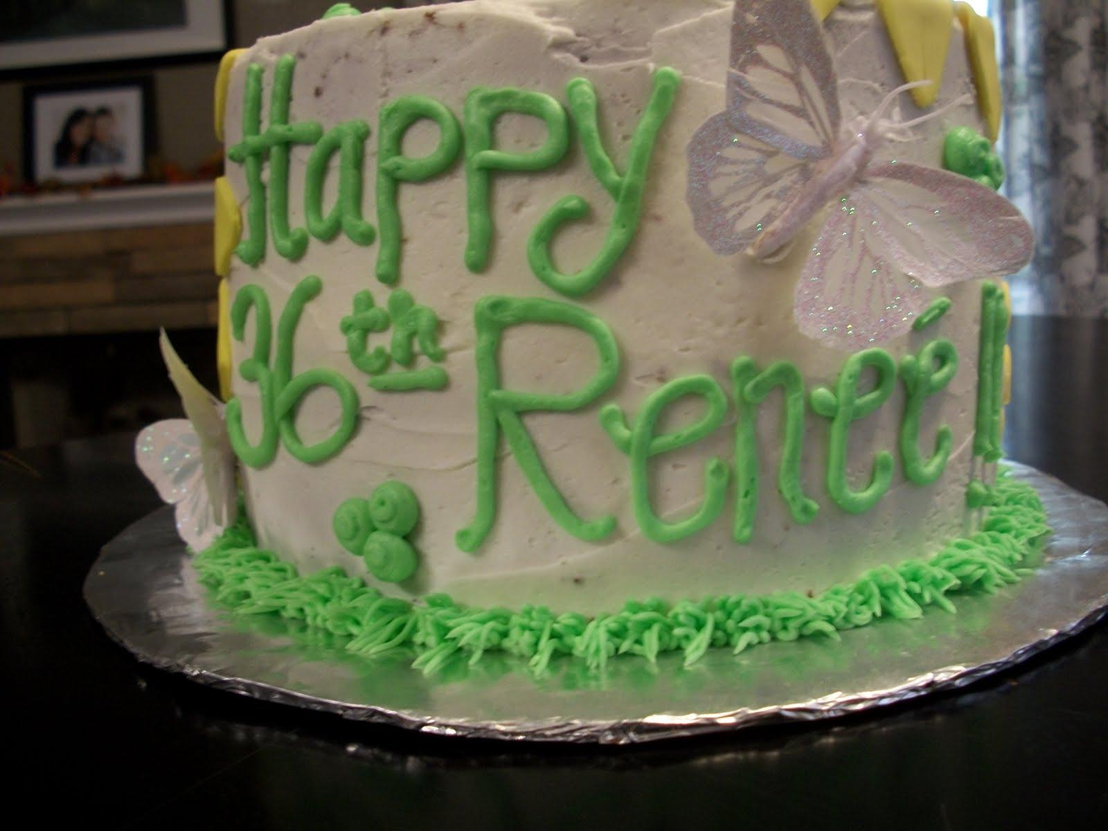 Kinna's Kreations!: HAPPY BIRTHDAY RENEE
