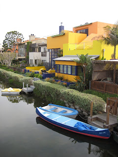 Venice Canals in Los Angeles