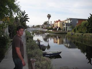 Chad in Venice