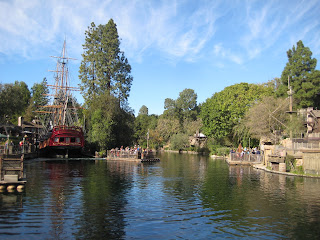 Tom Sawyer's Island
