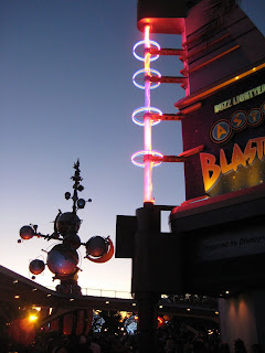 Tomorrowland at Twilight