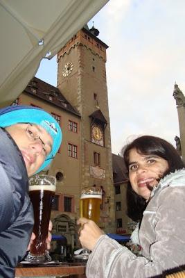 Wurzburg, Rota Romântica na Alemanha