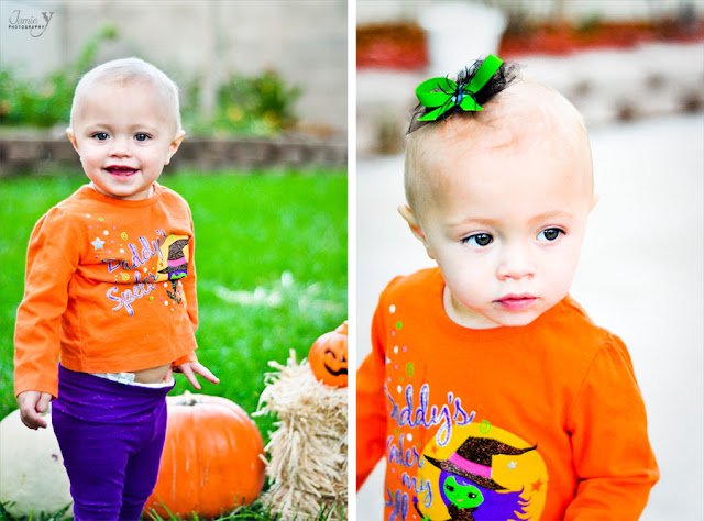 Las Vegas Children's Halloween Mini Photo Session|Scarlett|Las Vegas Photographer
