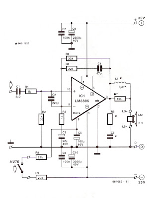 HOBBY ELECTRONIC CIRCUIT - ELECTRIC MX TL