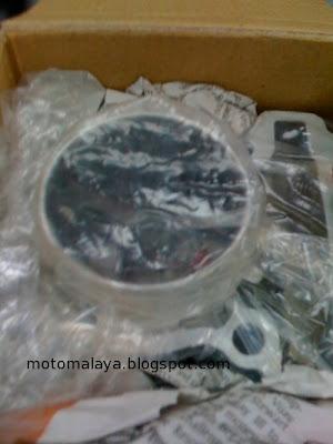 60mm Racing Engine Block for Yamaha LC135 / Jupiter MX