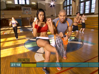 FITBOMB: Round 2 / Day 56: Insanity Max Cardio Conditioning