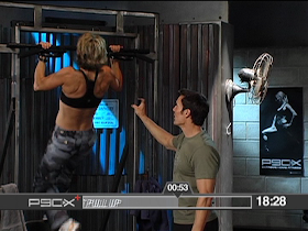 FITBOMB: Round 3 / Day 1: P90X+ Upper Body Plus + Abs / Core